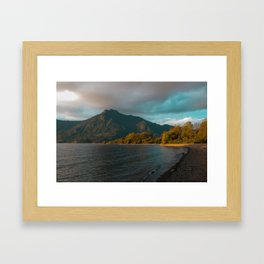 Riñinahue // CL Framed Art Print