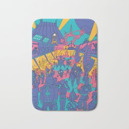 New Tomorrowland Bath Mat