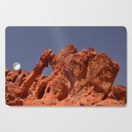 Elephant Rock, Valley of Fire Cutting Board