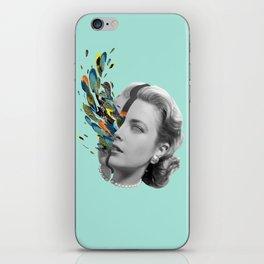 Grace II iPhone Skin
