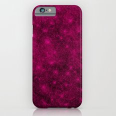 Sequin series pink Slim Case iPhone 6s
