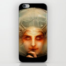 The Chimera (Black) iPhone Skin