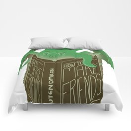 How to Make Friends Comforters