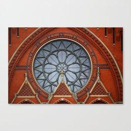 Music Hall, Cincinnati Canvas Print
