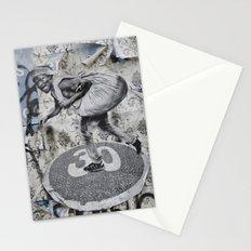 Fugitive Hard Sell Stationery Cards