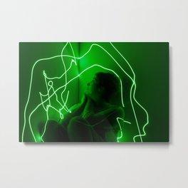 Viridescent - 2 Metal Print