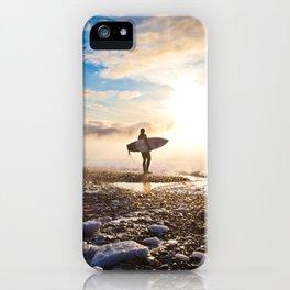 Surfer iPhone Case