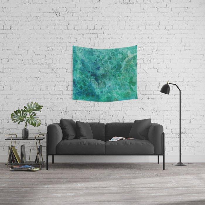 Abstract No. 151 Wall Tapestry