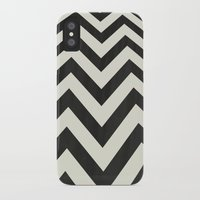 minimalist iPhone & iPod Cases featuring Twin Peaks Minimalist Poster by Kristjan Lyngmo