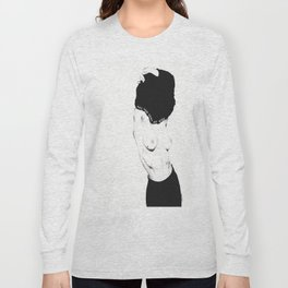 Pull Your Shirt Off Bitch! Long Sleeve T-shirt