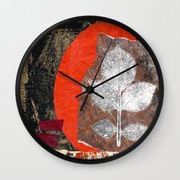 Romance In The Moonlight Wall Clock