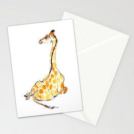 Celebrating World Giraffe Day 2017! Stationery Cards