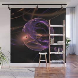 Across The Void Wall Mural