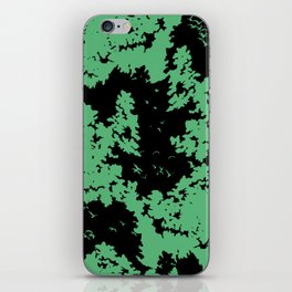 Song of nature - Night iPhone Skin