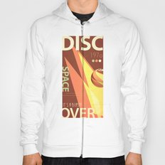 Vintage Space Poster Series II - Discover Space - It's a Blast! Hoody