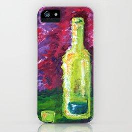 Green Fairies iPhone Case