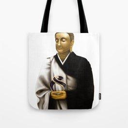 "SIDDHARTHA GAUTAMA Buddha      ""The Planet Earth Awards, Beyond Superstition"" Tote Bag"