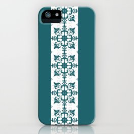 Moroccan Clover iPhone Case