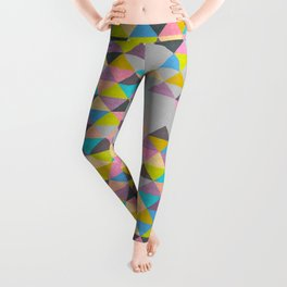 Completely Incomplete Leggings