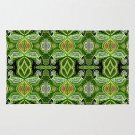 Green Medley Rug