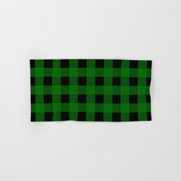 Pine Green Buffalo Check - more colors Hand & Bath Towel