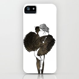The feel i need. iPhone Case