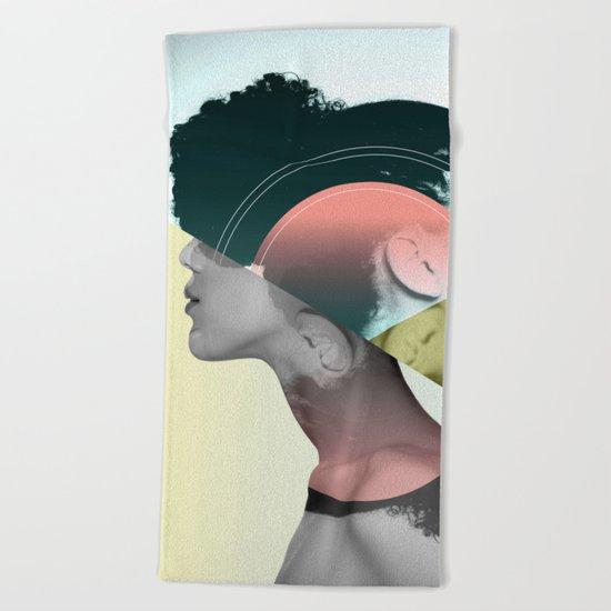 Alter ego Beach Towel