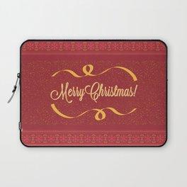 Merry Christmas! Laptop Sleeve