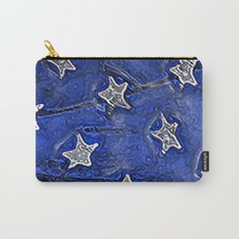 Stars and No Stripes Carry-All Pouch