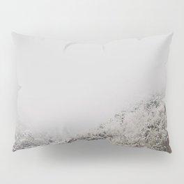 White breath Pillow Sham