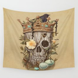 Nature's Reign  Wall Tapestry