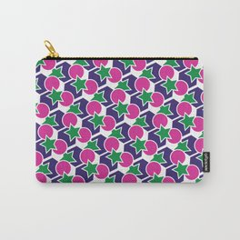 Geometry in Motion Carry-All Pouch
