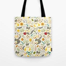 Pokepattern | Emolga Tote Bag