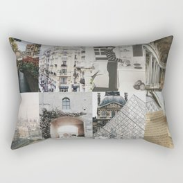 La France Rectangular Pillow