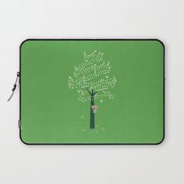 Tree Hugger Laptop Sleeve