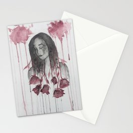 The Sharpest Rose Stationery Cards