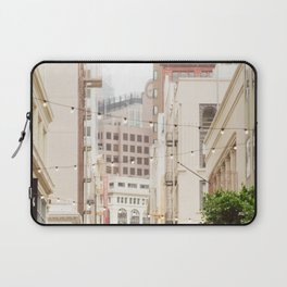 San Francisco Daydreaming in Union Square Laptop Sleeve