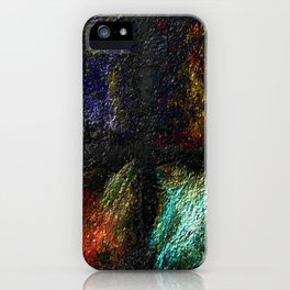 Decomposed Humanity iPhone Case