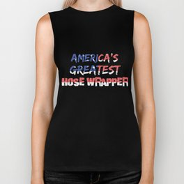 America's Greatest Hose Wrapper Biker Tank