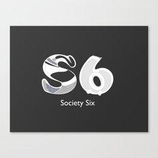 S6 Art Supplies Canvas Print
