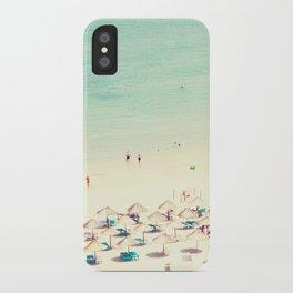 beach XVI iPhone Case