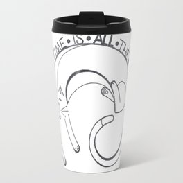 Cat Nap Travel Mug