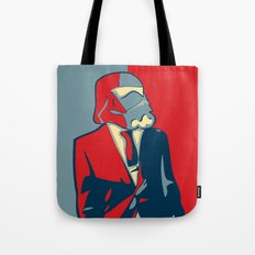 Obama Storm Trooper -Star Wars Tote Bag