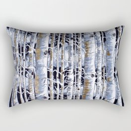 Birch Slap Rectangular Pillow