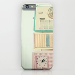 Radio Stations iPhone Case