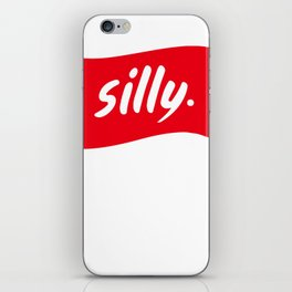 Silly iPhone Skin