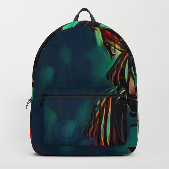 Rainy Backpack