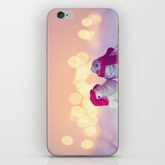 Happy Holidays, Christmas and Winter Photography iPhone & iPod Skin