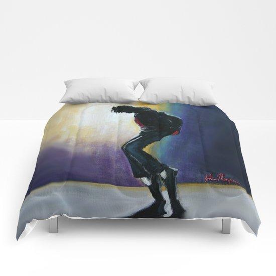 MJ move   Comforters