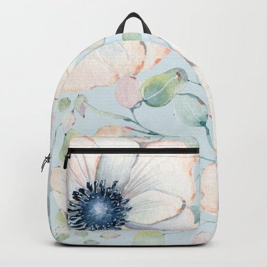 Summer Flowers #society6 #buyart Backpack